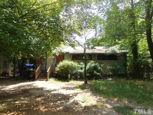 1222 Downing Road, Raleigh, NC 27610 (#2260205) :: Dogwood Properties