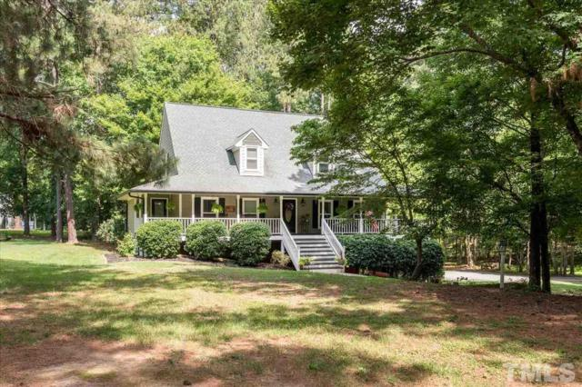 7205 Rusted Oak Road, Wake Forest, NC 27587 (#2260250) :: The Jim Allen Group