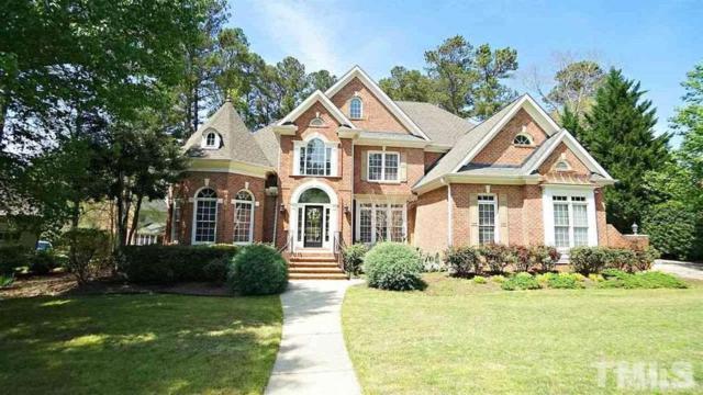 105 Ridge Creek Drive, Morrisville, NC 27560 (#2260286) :: Marti Hampton Team - Re/Max One Realty