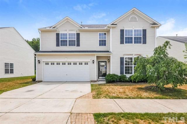 116 Chandler Springs Drive, Holly Springs, NC 27540 (#2260303) :: Raleigh Cary Realty