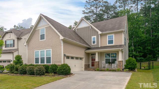 1939 Mostyn Lane, Apex, NC 27502 (#2260318) :: Real Estate By Design