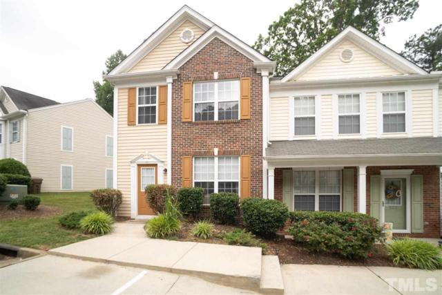 321 Orchard Park Drive, Cary, NC 27513 (#2260404) :: The Jim Allen Group
