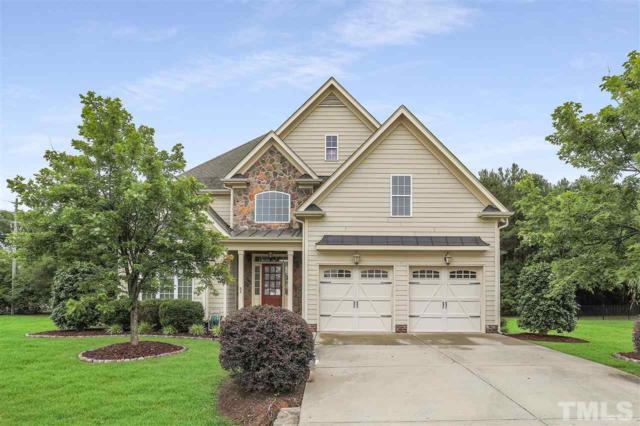 25 Brookstone Way, Angier, NC 27501 (#2260461) :: Dogwood Properties