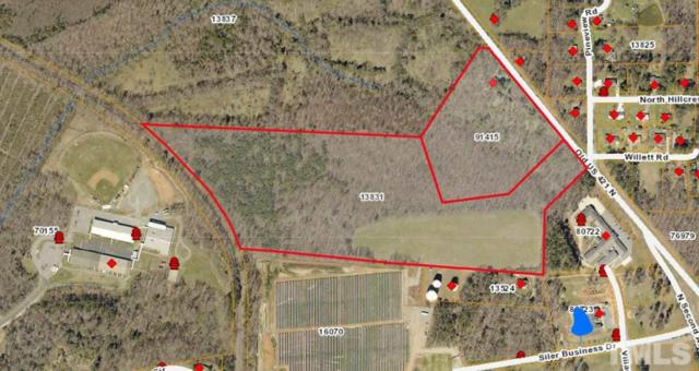 1999 N Old Us 421 Highway, Siler City, NC 27344 (#2260503) :: The Results Team, LLC