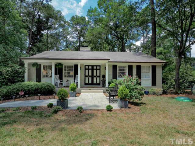 800 Richmond Street, Raleigh, NC 27609 (#2260512) :: Real Estate By Design