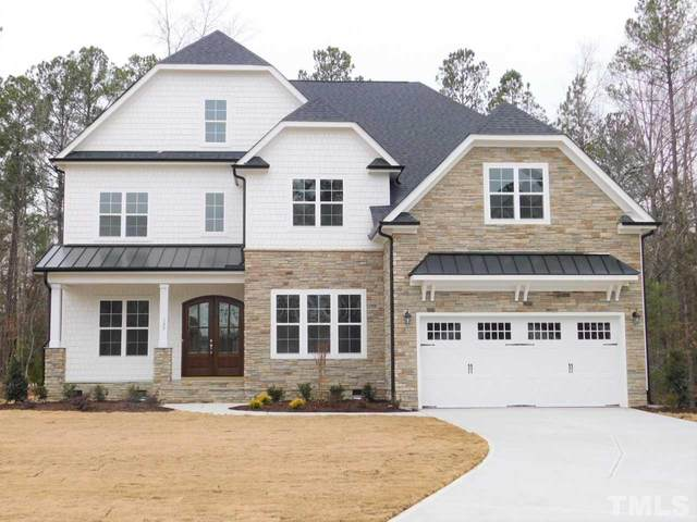 109 Gilmore Bridge Drive Lot 81, Apex, NC 27523 (#2260546) :: Rachel Kendall Team