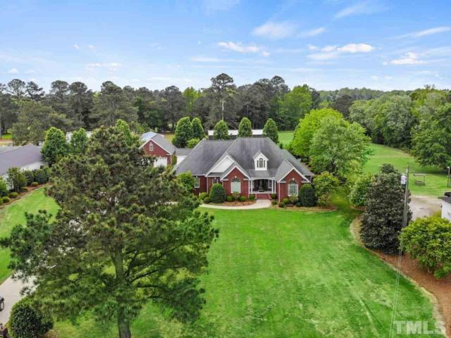 11496-A Nc 42 Highway, Middlesex, NC 27542 (#2260564) :: Raleigh Cary Realty