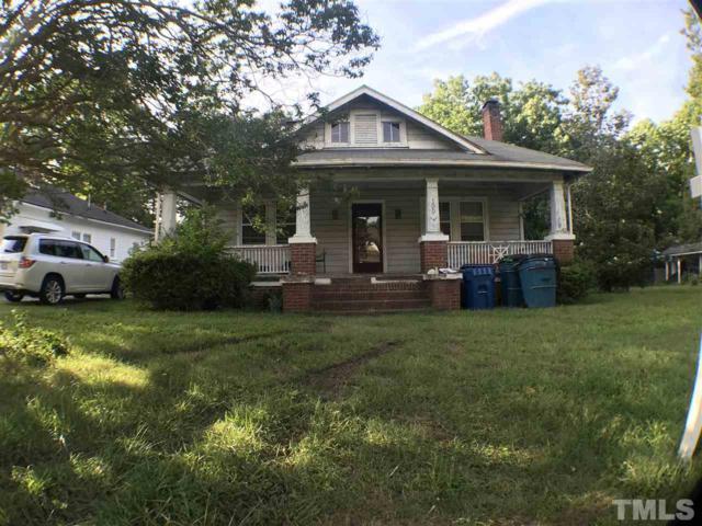 100 W Delafield Avenue, Durham, NC 27704 (#2260586) :: Marti Hampton Team - Re/Max One Realty