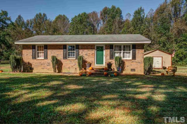 10766 Ward Road, Whitakers, NC 27891 (#2260605) :: Dogwood Properties
