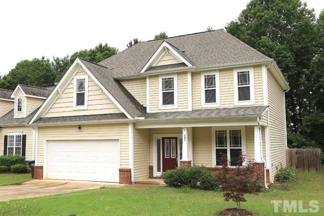 121 Pearson Place, Clayton, NC 27527 (#2260648) :: The Perry Group