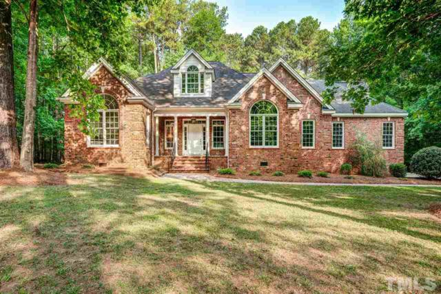 6378 Saddlehorn Court, Rocky Mount, NC 27803 (#2260713) :: The Perry Group