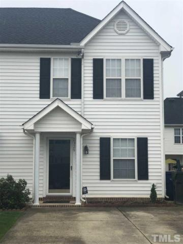 2329 Turtle Point Drive, Raleigh, NC 27604 (#2260740) :: Morgan Womble Group