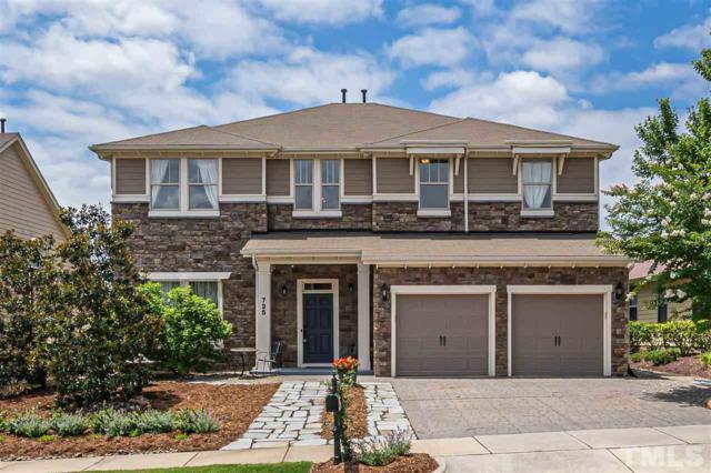 725 Pierside Drive, Cary, NC 27519 (#2260816) :: Sara Kate Homes