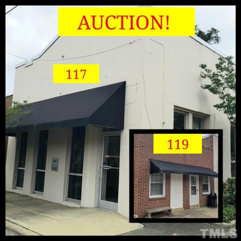 117 & 119 S Main Street, Broadway, NC 27505 (#2260828) :: RE/MAX Real Estate Service