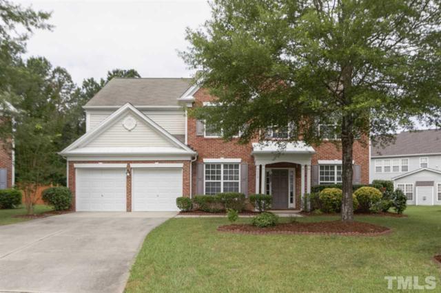 110 Bristolwood Circle, Morrisville, NC 27560 (#2260831) :: Sara Kate Homes