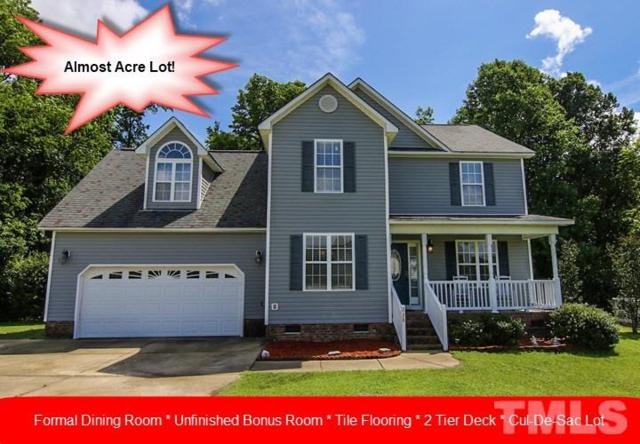 228 Sunset Pointe Drive, Clayton, NC 27520 (#2260850) :: The Beth Hines Team