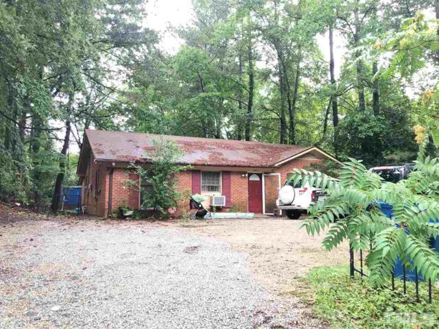 1007 E Club Boulevard, Durham, NC 27704 (#2260869) :: RE/MAX Real Estate Service