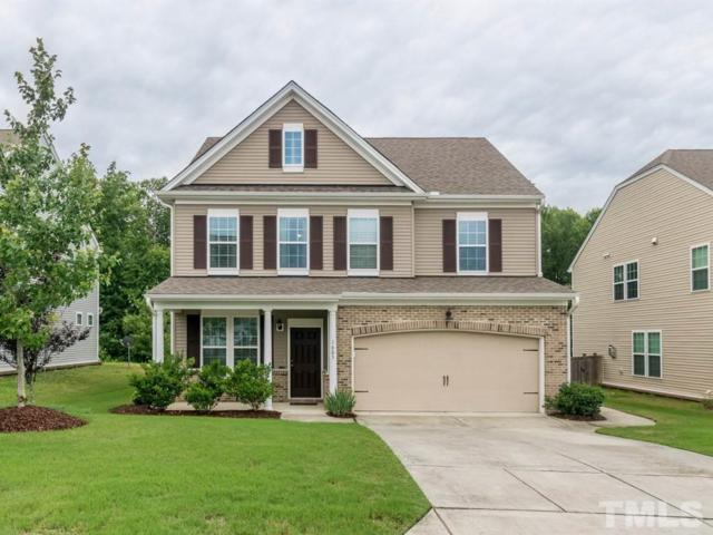 1605 Sunday Silence Drive, Knightdale, NC 27545 (#2260901) :: The Perry Group