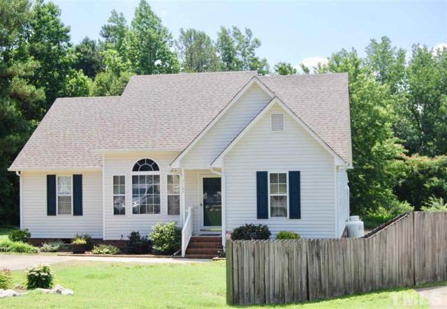 5504 Chilvary Court, Knightdale, NC 27545 (#2260971) :: Morgan Womble Group
