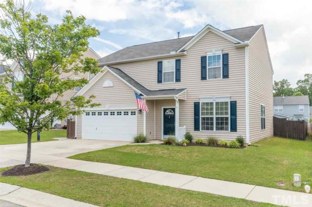 145 Smith Rock Drive, Holly Springs, NC 27540 (#2261009) :: Raleigh Cary Realty