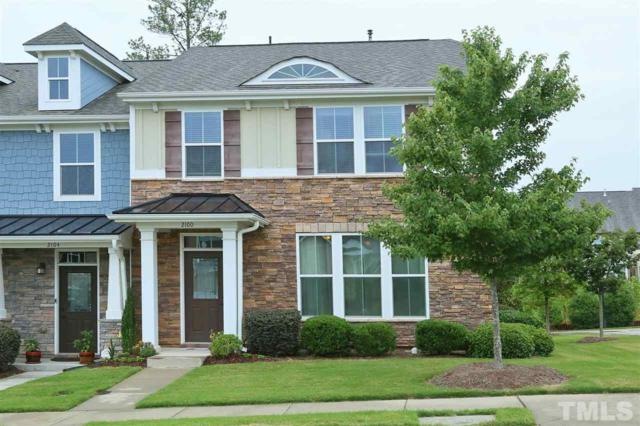 2100 Historic Circle, Morrisville, NC 27560 (#2261024) :: The Amy Pomerantz Group