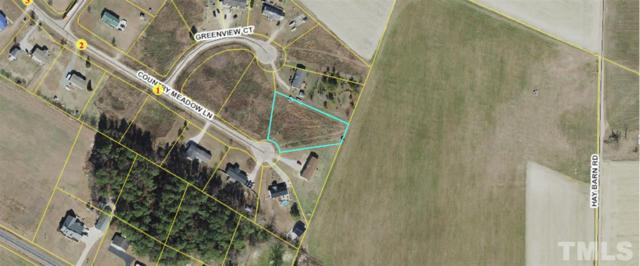 Lot 37 Country Meadow Lane, Dunn, NC 28334 (#2261029) :: Dogwood Properties