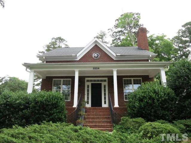 3224 Bedford Avenue, Raleigh, NC 27607 (#2261040) :: Morgan Womble Group