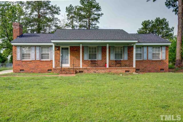 3213 Ridgecrest Drive, Rocky Mount, NC 27803 (#2261049) :: The Perry Group