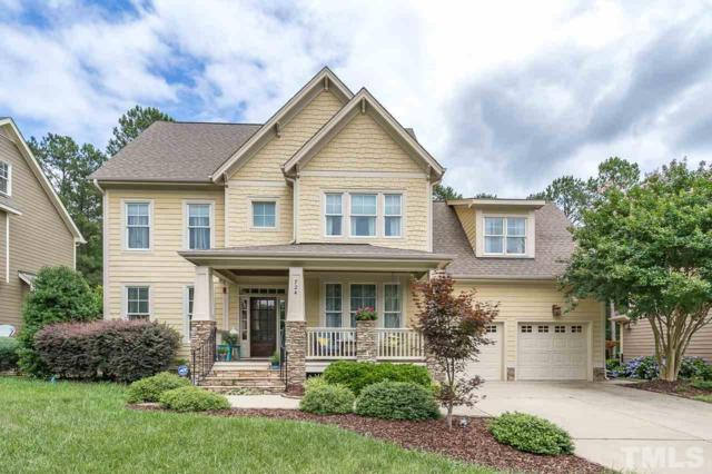 724 Streamwood Drive, Holly Springs, NC 27540 (#2261084) :: Raleigh Cary Realty