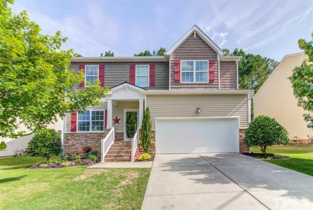 803 Ballast Drive, Knightdale, NC 27545 (MLS #2261142) :: The Oceanaire Realty
