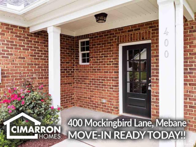400 Mockingbird Lane, Mebane, NC 27302 (#2261146) :: The Results Team, LLC