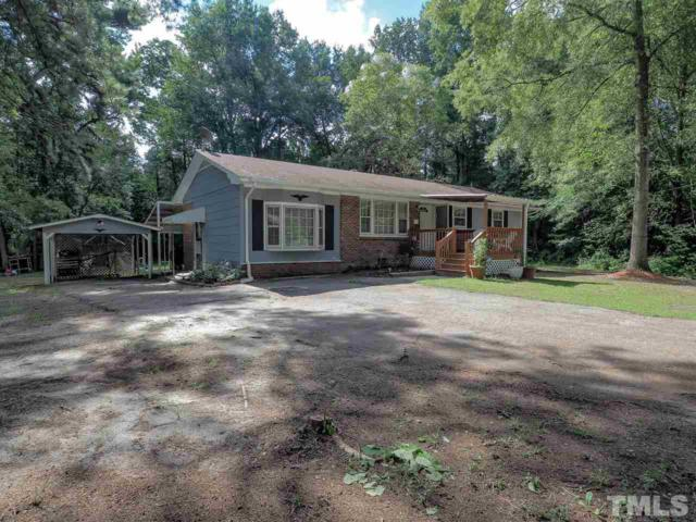 1100 Heritage Drive, Wendell, NC 27591 (#2261147) :: The Perry Group