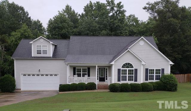 350 Jamison Drive, Raleigh, NC 27610 (#2261149) :: The Jim Allen Group