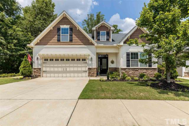 458 Lone Pine Loop, Fuquay Varina, NC 27526 (MLS #2261164) :: The Oceanaire Realty