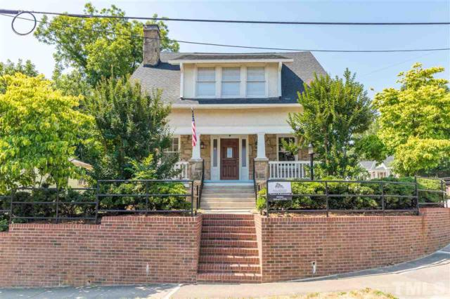 314 Martin Luther King Jr Boulevard, Raleigh, NC 27601 (#2261179) :: Real Estate By Design