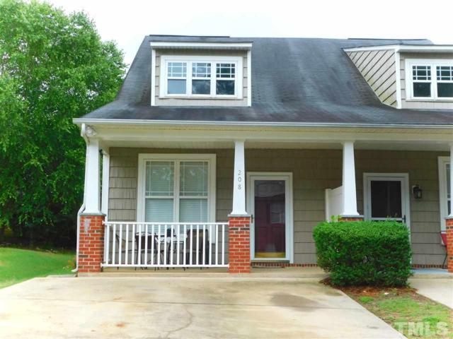 208 Woodson Drive, Clayton, NC 27527 (#2261198) :: Raleigh Cary Realty