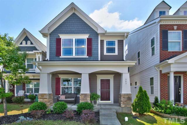 903 Ambergate Station, Apex, NC 27502 (#2261200) :: The Jim Allen Group
