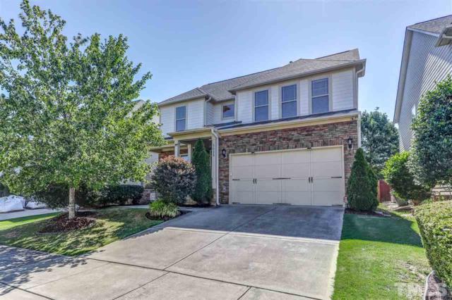 5025 Audreystone Drive, Cary, NC 27518 (#2261212) :: Dogwood Properties