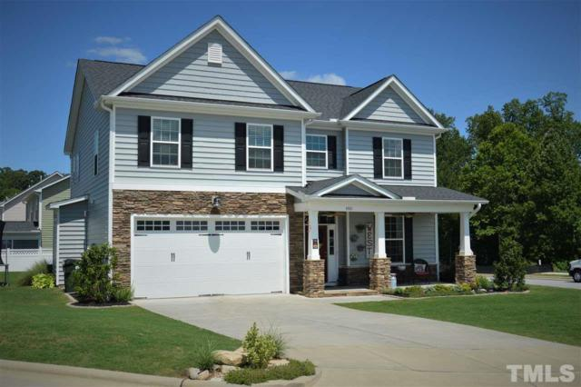 4501 Wingate Song Court, Knightdale, NC 27545 (#2261233) :: Morgan Womble Group