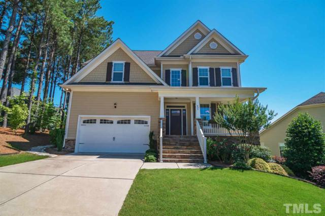 405 Otway Road, Wake Forest, NC 27587 (#2261246) :: Marti Hampton Team - Re/Max One Realty
