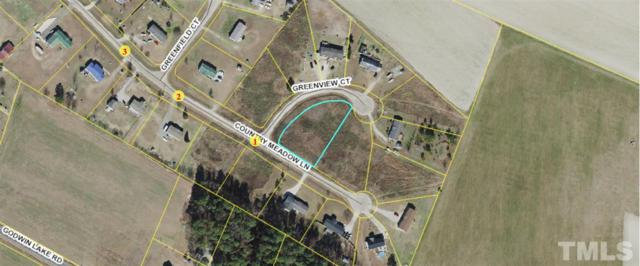 Lot 32 Greenview Drive, Dunn, NC 28334 (#2261247) :: Dogwood Properties