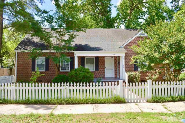 105 W Rose Street, Smithfield, NC 27577 (#2261275) :: The Beth Hines Team