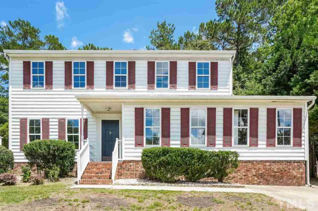 1132 Penselwood Drive, Raleigh, NC 27604 (#2261292) :: The Perry Group