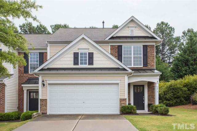 1717 Corwith Drive, Morrisville, NC 27560 (#2261293) :: M&J Realty Group