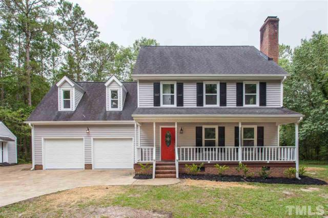 5208 Bridget Drive, Raleigh, NC 27603 (#2261305) :: The Perry Group