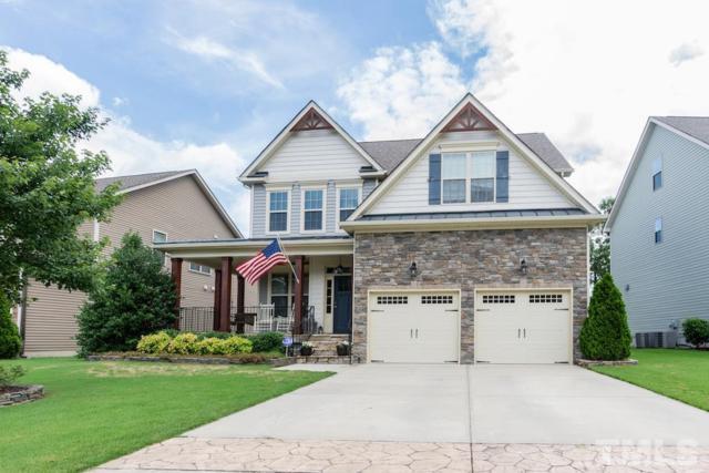 313 Marshcroft Way, Rolesville, NC 27571 (#2261306) :: Dogwood Properties