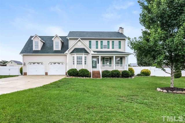 1417 Harvey Johnson Road, Raleigh, NC 27603 (#2261307) :: The Perry Group