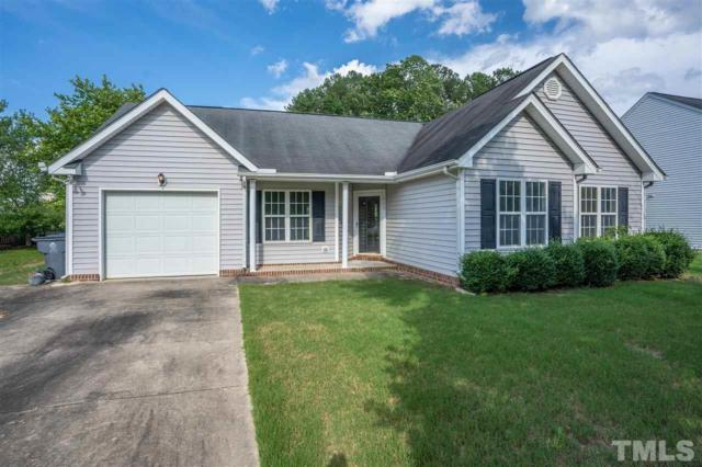 906 Willowedge Court, Knightdale, NC 27545 (#2261321) :: The Perry Group
