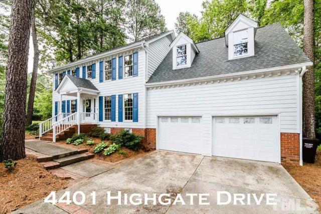 4401 Highgate Drive, Durham, NC 27713 (#2261326) :: Spotlight Realty