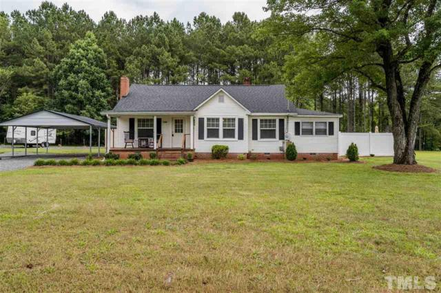1370 Zion Church Road, Sanford, NC 27330 (#2261342) :: The Results Team, LLC